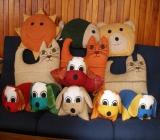 Textilní hračky